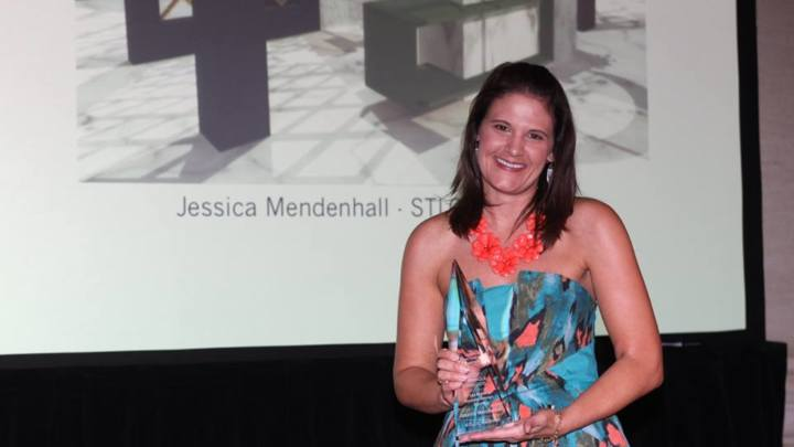 5 Questions with Jessica Mendenhall